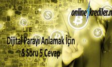 Dijital Para Nedir Anlamak İsteyenler İçin 5 Önemli Soru ve Cevap