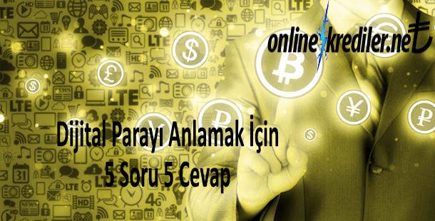 Dijital Kripto Para Nedir Anlamak Diyenlere 5 Soru Cevap
