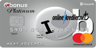 Bonus Kredi Kartı Online Başvuru Yöntemleri