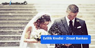 Evlenecegim Param Yok Diyenler icin Ziraat Bankasi Evlilik Kredisi