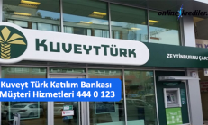 Kuveyt Türk Müşteri Hizmetleri Numarası 444 0 123