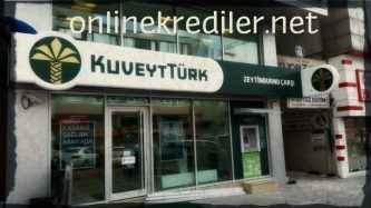 kuveyt turk katilim bankasinden konut almak isteyenlere konut finansmani