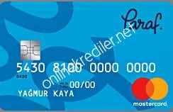 sms ve internetten paraf kredi karti basvurusu nasil yapilir