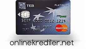 teb kredi karti online basvurusu yontemleri