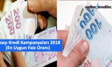 Yılbaşı Kredi Kampanyaları 2019 (En Uygun Faiz Oranı)
