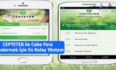 CEPTETEB ile Cebe Para Göndermek İçin En Kolay Yöntem