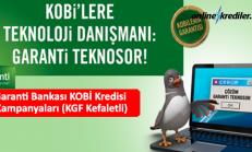 Garanti Bankası KOBİ Kredisi Kampanyaları (KGF Kefaletli)