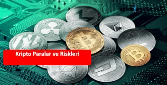 kripto paralar ve riskleri