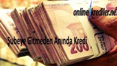 Photo of Şubeye Gitmeden Online Kredi Veren Bankalar 2020