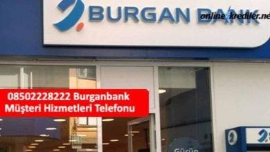 Photo of 08502228222 Burganbank Müşteri Hizmetleri Telefonu