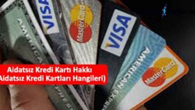 Photo of Aidatsız Kullanabileceğiniz 7 Kredi Kartı