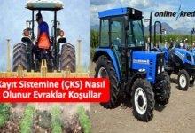 Photo of Çiftçi Kayıt Sistemine (ÇKS) Nasıl Kayıt Olunur Evraklar Koşullar