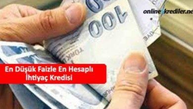 Photo of En Düşük Faizle En Hesaplı İhtiyaç Kredisi Ağustos 2020