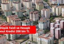 Photo of En Düşük Faizli ve Hesaplı Konut Kredisi Ağustos 2020