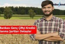 Photo of Ziraat Bankası Genç Çiftçi Hibe Kredisi Kullanma Şartları Detaylar
